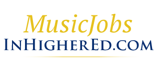 Music Jobs in Higher Education